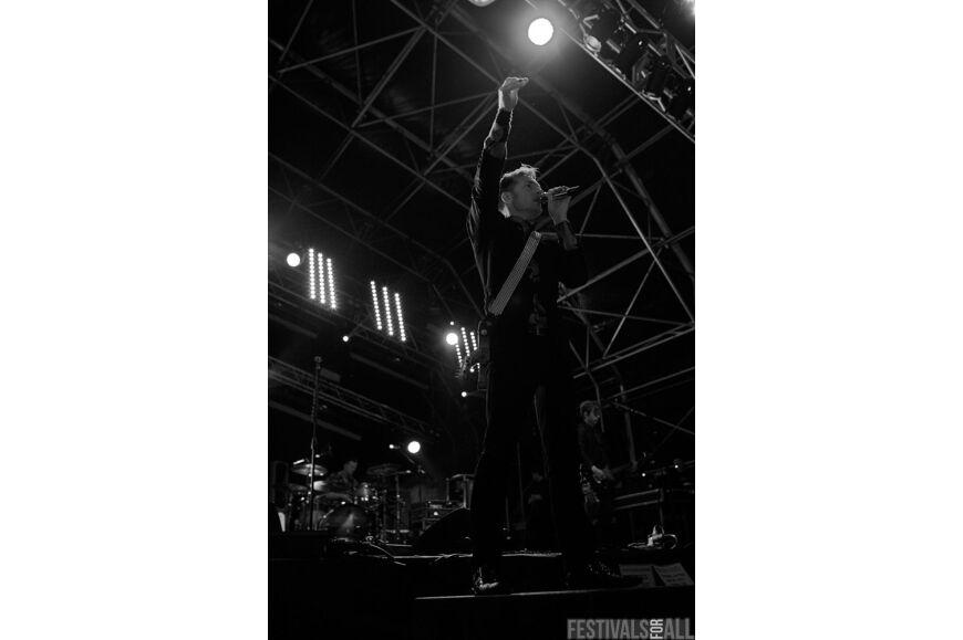 The Feeling @ Brownstock Festival 2014