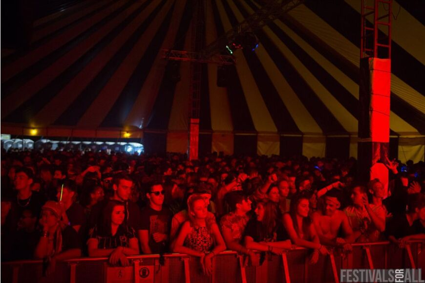 The Good Shed at Brownstock Festival 2014