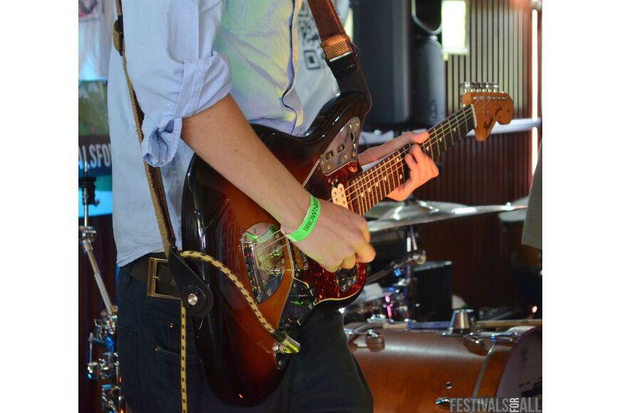 The Saloon Bar @ Brownstock Festival 2014
