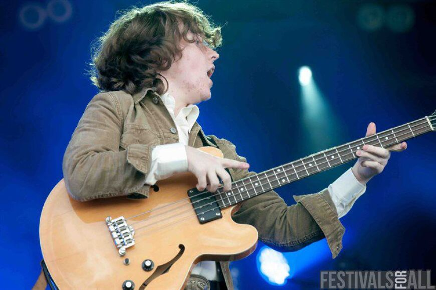 The Strypes at Evolution 2013