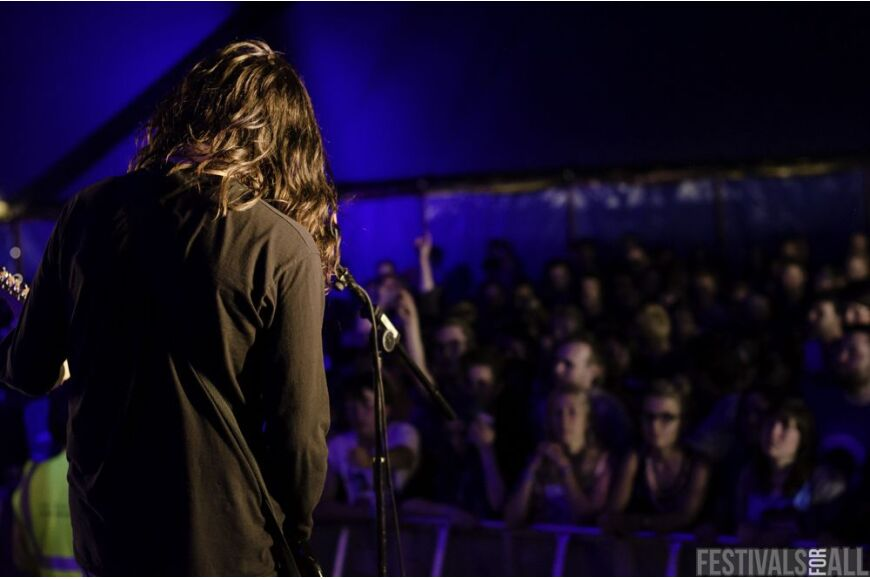 The Wytches @ Y Not Festival 2014