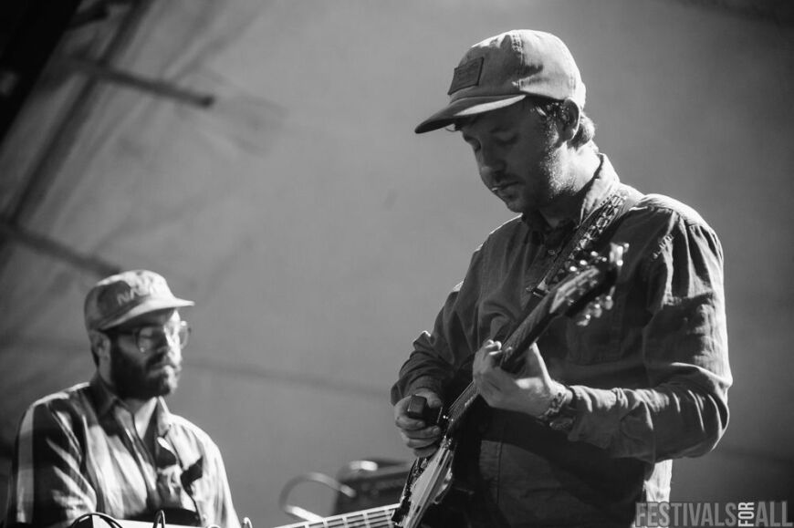 This Will Destroy You at ArcTanGent Festival 2014