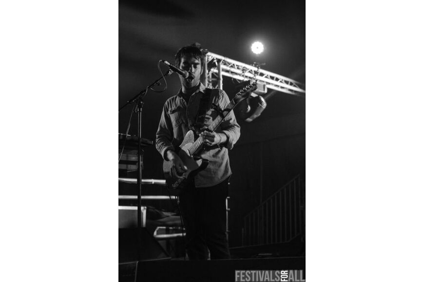 Three Trapped Tigers @ 2000trees 2014