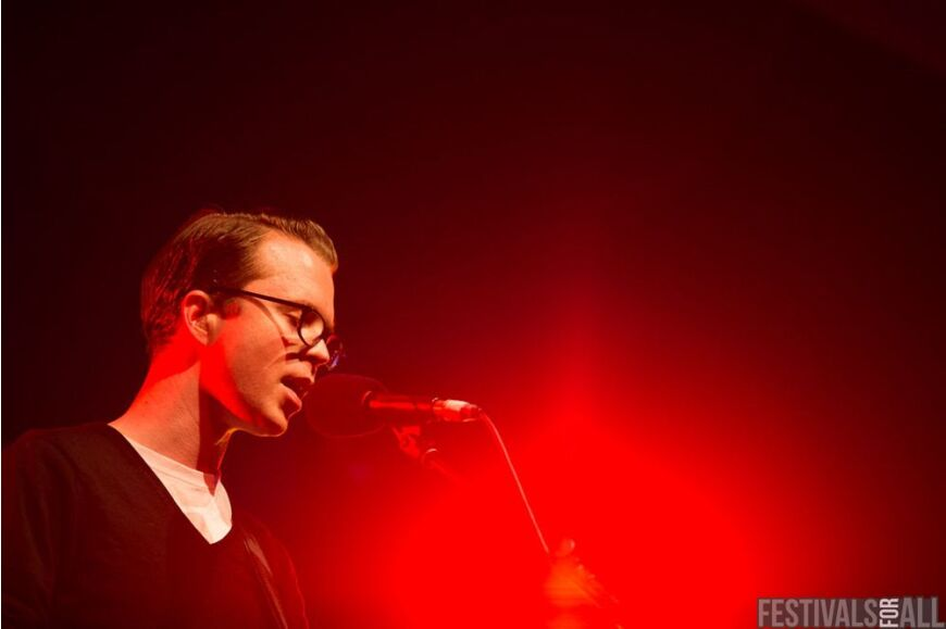 Tom Vek at Festival No 6 2014