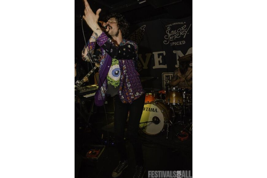 Turbowolf at The Great Escape 2015