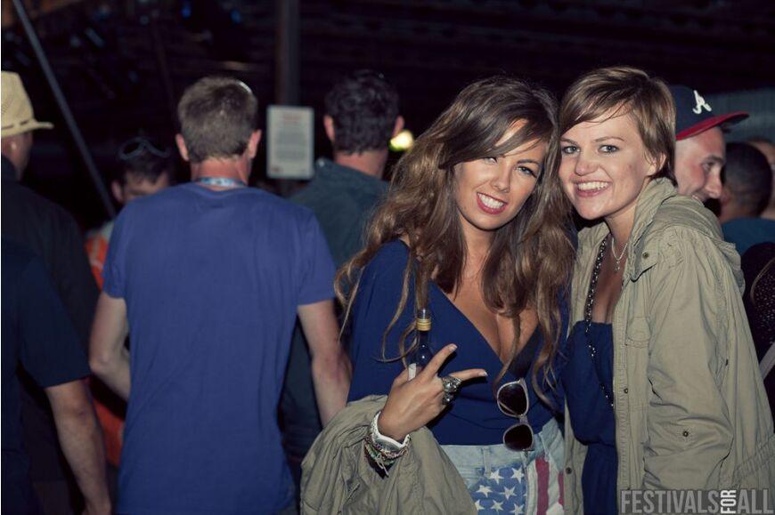 V Festival 2011