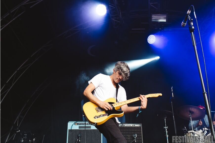 We Are Scientists at LeeFest