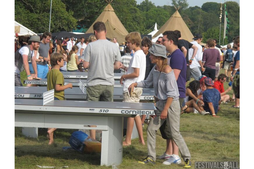 wilderness festival 2012
