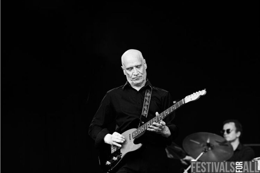 Wilko Johnson at Cornbury 2013