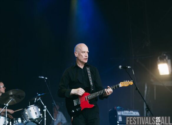 Wilko Johnson at Cornbury 2013