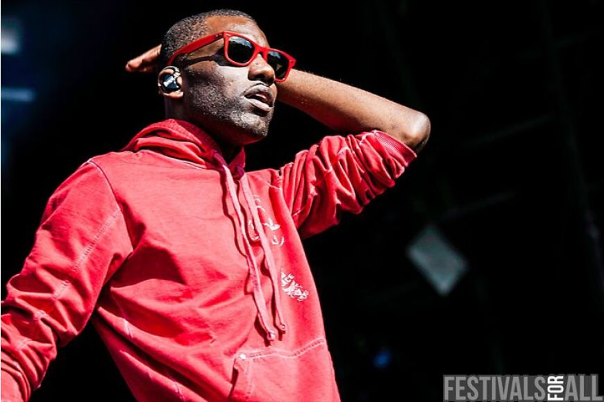 Wretch 32 at Parklife 2013