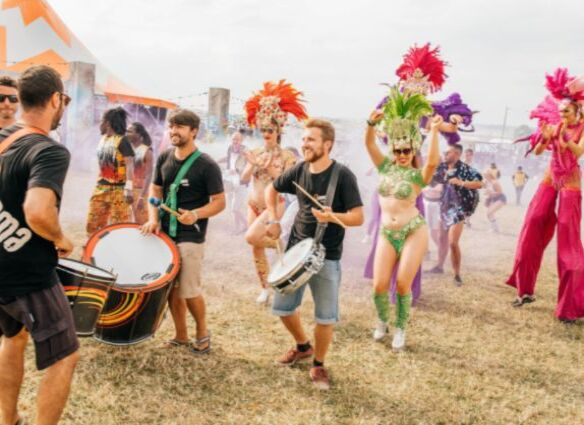 Y Not Festival launch sustainability scheme