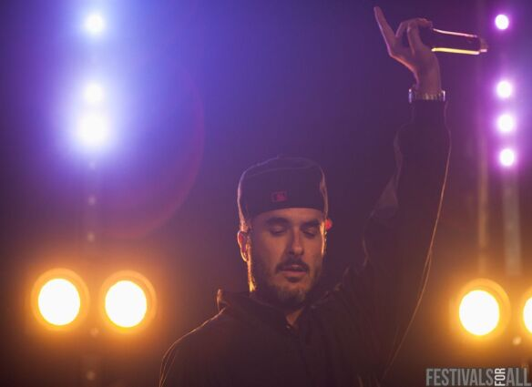 Zane Lowe at Brownstock 2012